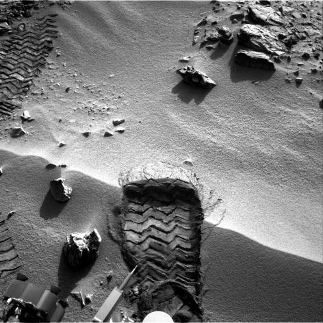 Curiosity Image