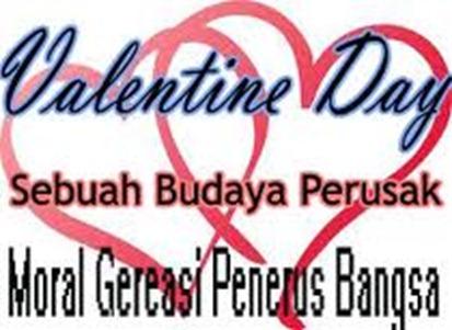 Konspirasi Kapitalis Dalam Perayaan Valentine