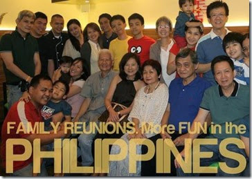 Image result for filipino close family ties