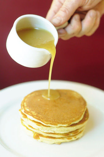 Maple Butter served with Neil's Pancakes
