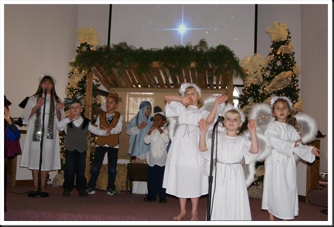 Christmas Program 2011 2