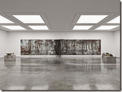 Anselm Kiefer Il Mistero delle Cattedrali South Galleries and 9x9x9 White Cube Bermondsey London  xvga 3 R