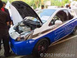 mobil listrik Pindad 3