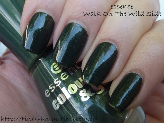 essence Walk On The Wild Side 2