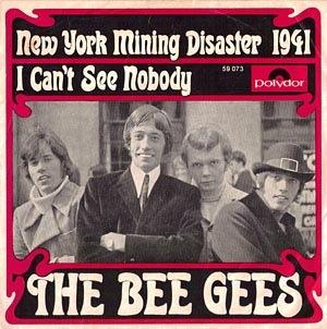 New York Mining Disaster 1941 - Single