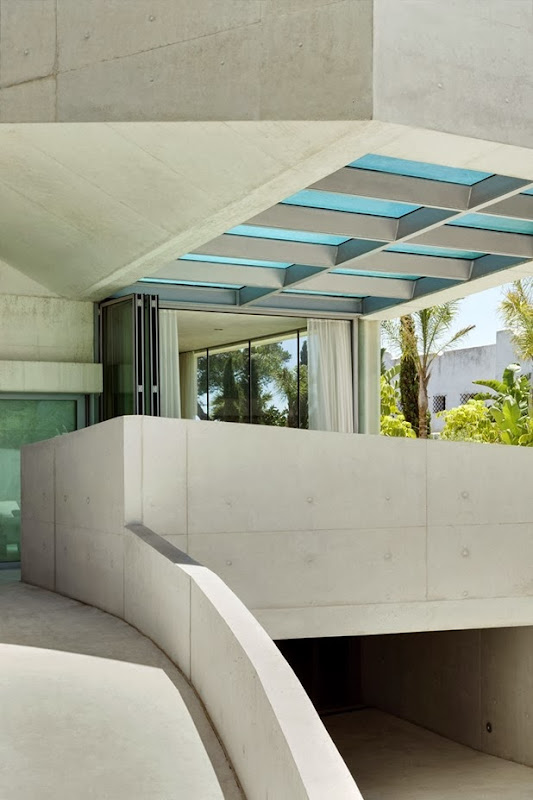 jellyfish house by wiel arets architects 4