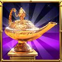 Mystic Genie Slots icon