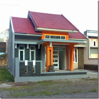 Rumah Minimalis Type 36 terbaru 2013