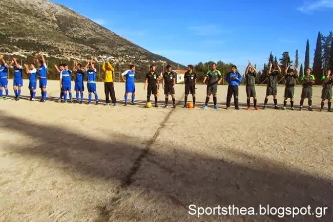 «Ροπαλιά» του Ηρακλή στα Μακρυώτικα 0-2 την Έρυσσο