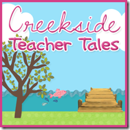 Creekside Teacher Button