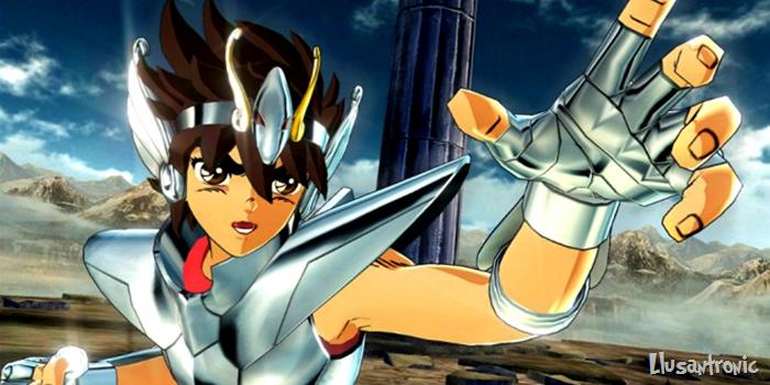 [PS3] Saint Seiya: Soldados Valientes, ¡en Noviembre de 2013!