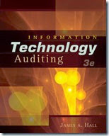 Solution Manual for Information Technology Auditing 3rd Edition James A. Hall