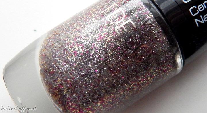 Artdeco Glam Moon & Stars Ceramic Nail Lacquer Platinum Sparks