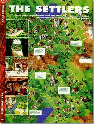 The Settlers Amiga Format