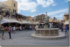 Central Square Old Town Rhodes (Small)