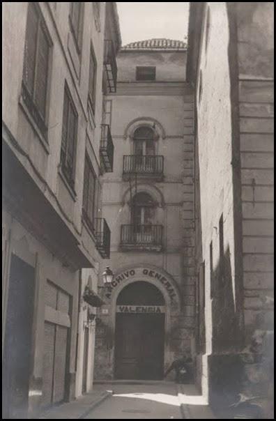 archivo del reino años 50