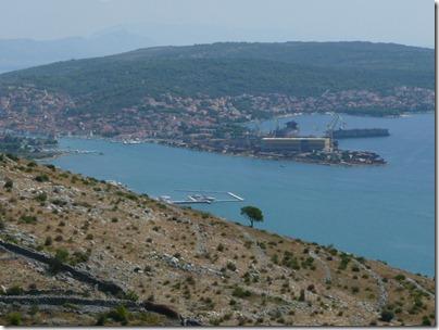 Croatia Online -Trogir Shipyard & Seget Marina