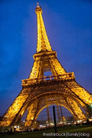 First Day in Paris-Eiffel Tower blog-32