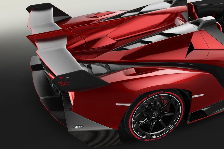 Lamborghini Veneno Roadster 2013 Lamborghini Autopareri
