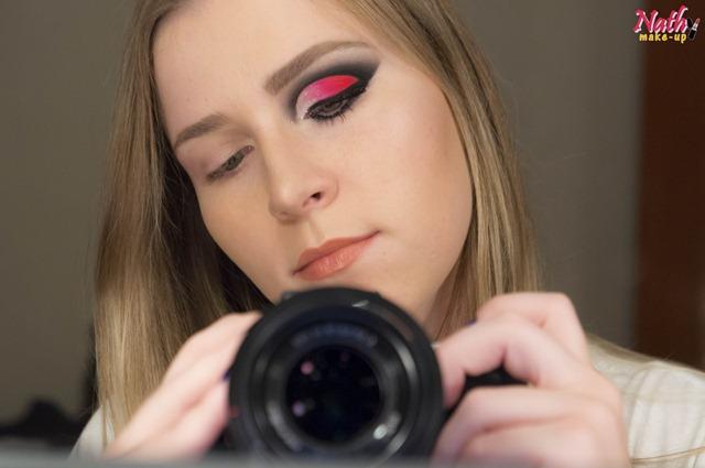 câmera para make maquiagem