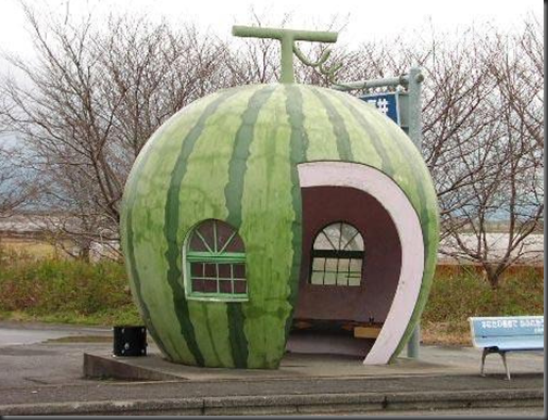 statie de autobuz japonia