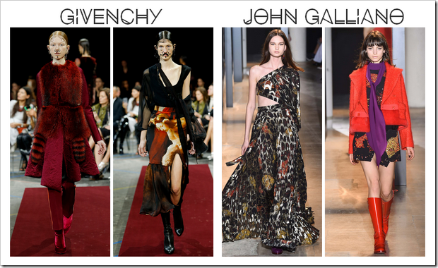 Pasarela paris otoño invierno 2015 04 Givenchy