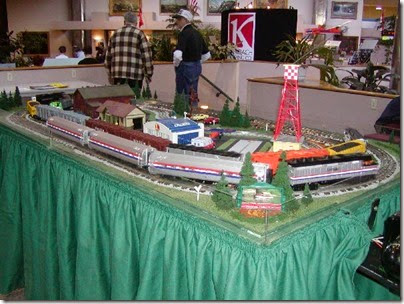 29 Lionel Railroad Club of Milwaukee at TrainTime 2003 2