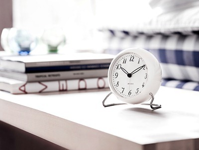 Arne Jacobsen, Table Clock, Rosendahl Copenhagen 1