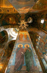 Church-on-Spilled-Blood---Interior-5