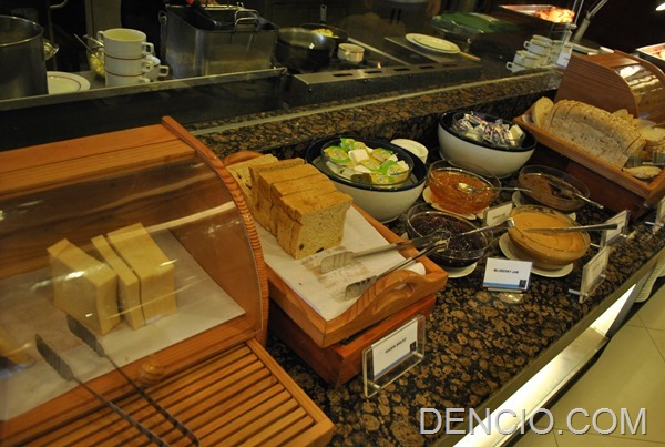 Holiday Inn Galleria Fab Breakfast Buffet 09