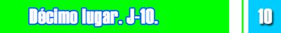 Décimo Lugar