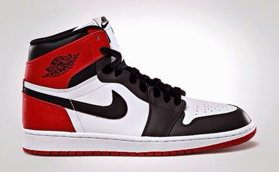 "AIR JORDAN 1 HIGH RETRO OG ""BLACK TOE"""