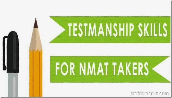 NMAT testmanship skills