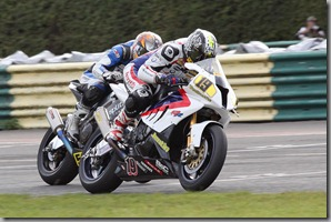 Steve Brogan - Jentin Racing BMW