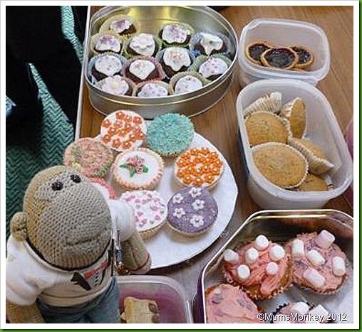 Fairtrade. Cake Sale