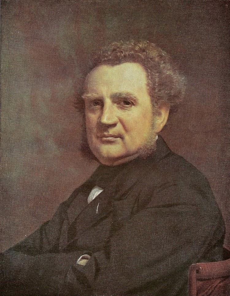 Retrato de Carl Christian Burmeister, pintado por J. V. Gertner.jpg