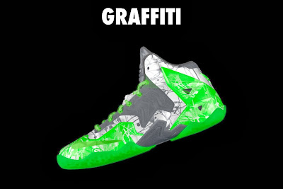 nike lebron 11 id graffiti 4 17 NIKEiD LeBron XI Graffiti in 7 Different Ways