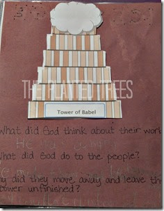 Babel Notebook Page