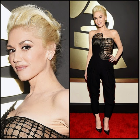 Gwen Stefani 57th Grammy