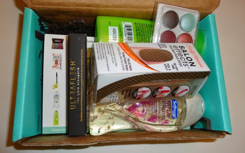 January 2015 Beauty Box Five