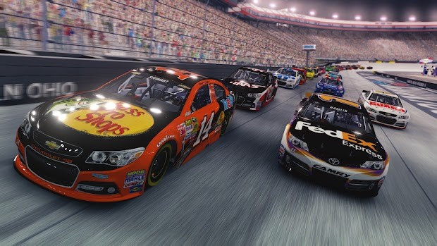 NASCAR 14 hits European retailers today
