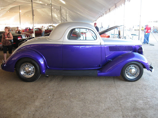 1936 Ford 3 Window Custom