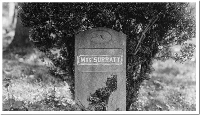 Mary-Surratt-Grave
