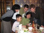 The holidays in Mongolia