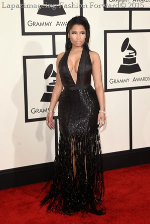 Nicki Minaj in Tom Ford