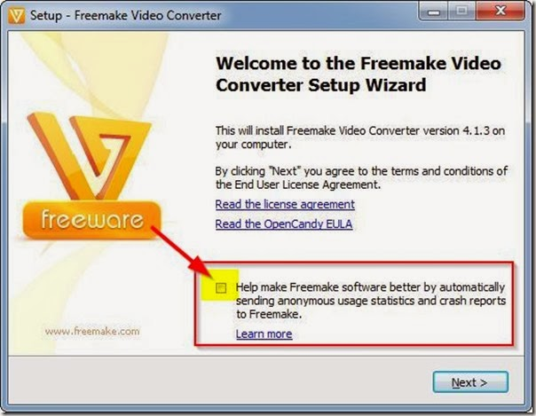 Setup - Freemake Video Converter-2014-03-05 20_06_45