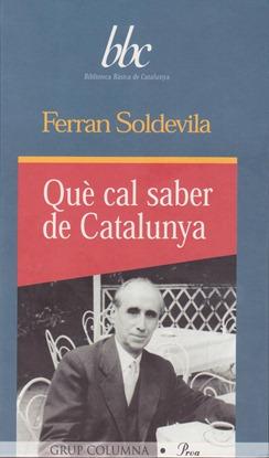 Ferran Soldevila coberta