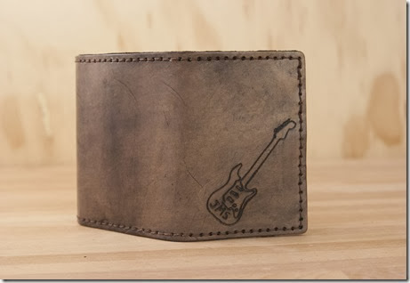 guitar trifold