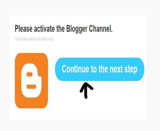 blogger-continue-ifttt