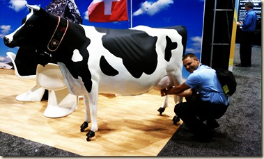cow at wpc